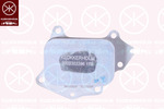 Chłodnica oleju silnikowego KLOKKERHOLM 9009303396 KLOKKERHOLM 9009303396
