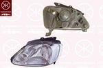 Reflektor KLOKKERHOLM 95030123 KLOKKERHOLM 95030123