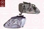 Reflektor KLOKKERHOLM 95030126 KLOKKERHOLM 95030126
