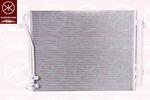 Chłodnica klimatyzacji - skraplacz KLOKKERHOLM  9540305226