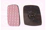 Szkło lusterka zewnętrznego KLOKKERHOLM  95581066 (z prawej)