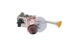 Chłodnica oleju silnikowego AKS DASIS 016002N AKS DASIS 016002N