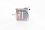 Chłodnica oleju silnikowego AKS DASIS 046037N AKS DASIS 046037N