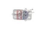 Chłodnica oleju silnikowego AKS DASIS 046039N AKS DASIS 046039N