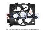 Wentylator kondensatora klimatyzacji AKS DASIS 058027N AKS DASIS 058027N