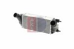 Chłodnica powietrza doładowującego - intercooler AKS DASIS 097024N AKS DASIS 097024N