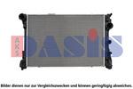 Chłodnica wody AKS DASIS 120080N AKS DASIS 120080N