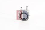 Chłodnica oleju silnikowego AKS DASIS 166002N AKS DASIS 166002N