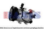 Kompresor klimatyzacji AKS DASIS 852768N AKS DASIS 852768N