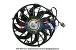 Wentylator chłodnicy silnika AKS DASIS 870052N
