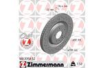 Tarcza hamulcowa ZIMMERMANN 100.3358.52