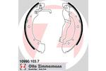 Szczęki hamulcowe - komplet ZIMMERMANN  10990.103.7