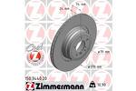 Tarcza hamulcowa ZIMMERMANN 150.3440.20