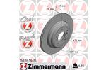 Tarcza hamulcowa ZIMMERMANN 150345675