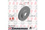 Tarcza hamulcowa ZIMMERMANN 185.3953.20