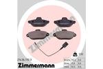 Klocki hamulcowe - komplet ZIMMERMANN 214361703