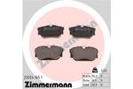 Klocki hamulcowe - komplet ZIMMERMANN 23224.165.1