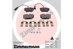 Klocki hamulcowe - komplet ZIMMERMANN 23446.165.2
