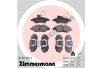 Klocki hamulcowe - komplet ZIMMERMANN  23711.190.2