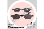 Klocki hamulcowe - komplet ZIMMERMANN 23801.200.1