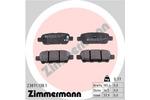 Klocki hamulcowe - komplet ZIMMERMANN  23871.138.1