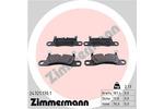 Klocki hamulcowe - komplet ZIMMERMANN 24721.170.1