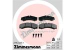 Klocki hamulcowe - komplet ZIMMERMANN 29153.200.1