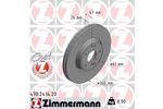 Tarcza hamulcowa ZIMMERMANN  470.2414.20