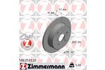 Tarcza hamulcowa ZIMMERMANN  590.2593.20