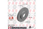 Tarcza hamulcowa ZIMMERMANN 600.3251.20