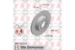 Tarcza hamulcowa ZIMMERMANN 600.3241.20