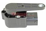 Czujnik oświetlenia ksenonowego (regulacja zasięgu świateł) METZGER 0901154 METZGER 0901154