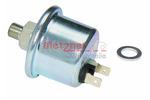 Czujnik ciśnienia oleju METZGER  0906014