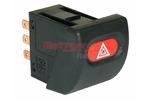 Włącznik świateł awaryjnych METZGER 0916006 METZGER 0916006