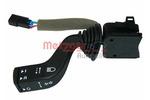 Przełącznik kolumny kierowniczej METZGER 0916076 METZGER 0916076