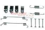 Zestaw montażowy szczęk hamulcowych hamulca postojowego METZGER 105-0019 METZGER 105-0019