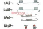 Zestaw montażowy szczęk hamulcowych hamulca postojowego METZGER 105-0874 METZGER 105-0874