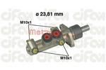 Pompa hamulcowa METZGER 202-222 METZGER 202-222