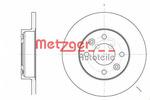 Tarcza hamulcowa METZGER 6067.00