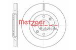 Tarcza hamulcowa METZGER 6240.10 METZGER 6240.10