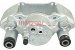 Zacisk hamulcowy METZGER 6250763 METZGER 6250763