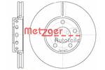 Tarcza hamulcowa METZGER 6328.10