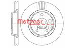 Tarcza hamulcowa METZGER 6548.10