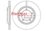 Tarcza hamulcowa METZGER 6818.10