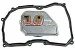 Zestaw filtra hydraulicznego automatycznej skrzyni biegów METZGER 8020054 METZGER 8020054