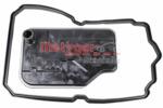 Zestaw filtra hydraulicznego automatycznej skrzyni biegów METZGER 8020071 METZGER 8020071