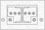 Akumulator MAGNETI MARELLI 067300280005 MAGNETI MARELLI 067300280005
