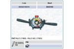 Przełącznik kolumny kierowniczej MAGNETI MARELLI 000043193010 MAGNETI MARELLI 000043193010