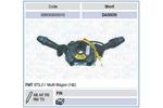 Przełącznik kolumny kierowniczej MAGNETI MARELLI 000050055010 MAGNETI MARELLI 000050055010