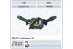 Przełącznik kolumny kierowniczej MAGNETI MARELLI 000050057010 MAGNETI MARELLI 000050057010